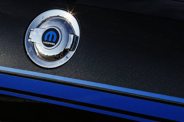 Hemi Photograph - 2010 Dodge Challenger - Mopar 10 Special Edition by Gordon Dean II