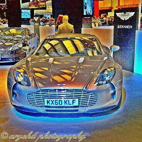 Aston Martin Photograph - #2012 #cias #autoshow #mtcc by Aryeh D