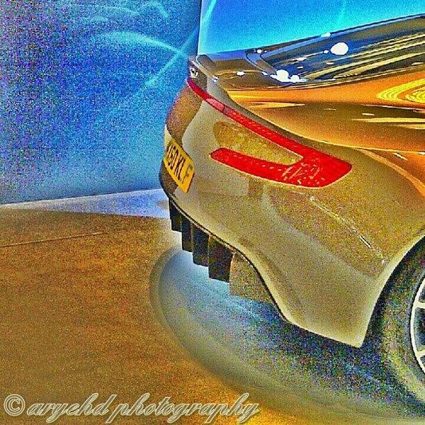 Aston Martin Photograph - #2012 #cias #autoshow #mtcc #jj_forum by Aryeh D