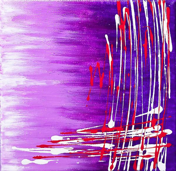 Pale Blue Dot Wall Art - Painting - 207917 by Svetlana Sewell