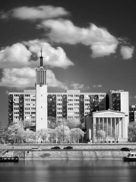 Photograph - Cityscape by Odon Czintos