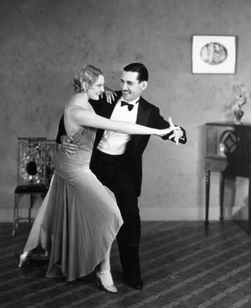 Photograph - Silent Film Still: Dancing by Granger