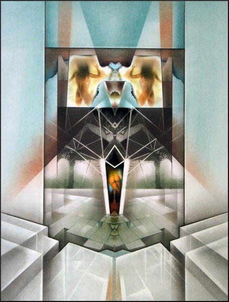 Mixed Media - #25 Twinude 2003 by Glenn Bautista