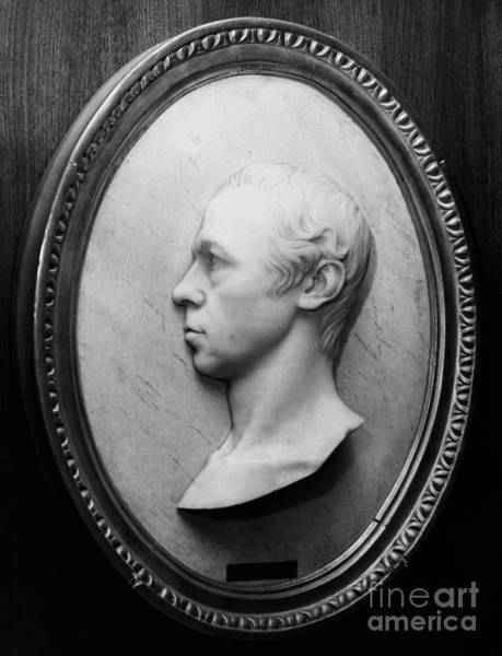 Alabaster Photograph - James Madison (1751-1836) by Granger