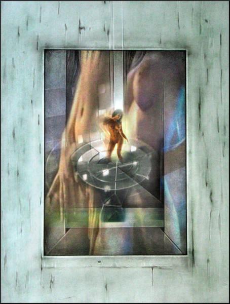 Mixed Media - #27 Dancingnudecomp 2003 by Glenn Bautista