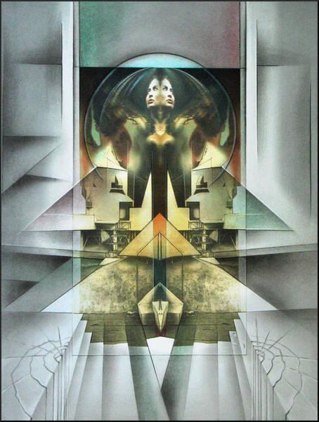 Mixed Media - #29 Twinude 2003 by Glenn Bautista