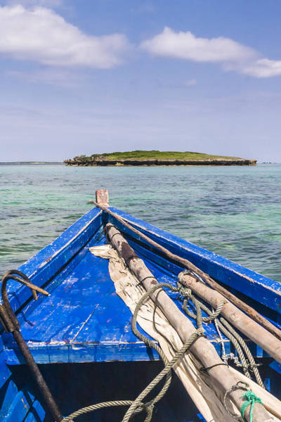 Wall Art - Photograph - A Traditional Fishing Boat by Pierre-Yves Babelon