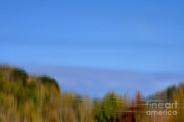 Photograph - Autumn Reflections by Thomas R Fletcher