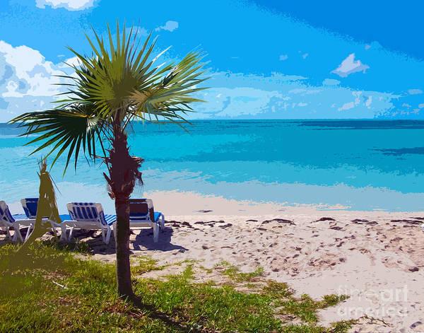Bahamas Digital Art - Bahamas Cruise To Nassau And Coco Cay by Allan  Hughes