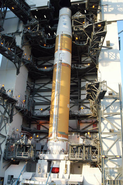 Delta Iv Photograph - Boeing Delta Iv Rocket by Nasa