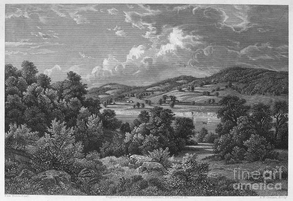 1755 Photograph - Braddock: Fort Duquesne by Granger