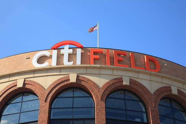 Photograph - Citi Field - New York Mets 4 by Frank Romeo