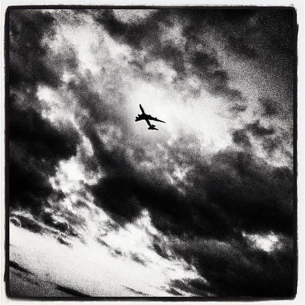 Monochrome Photograph - Cloud Porn by Dave Edens