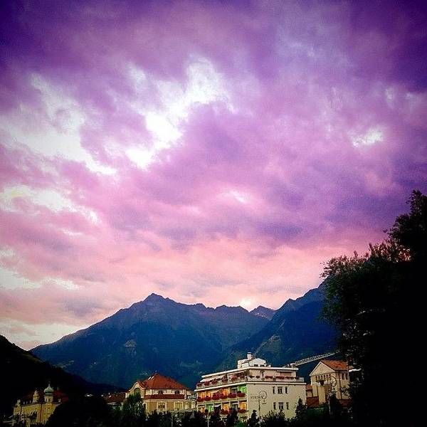 Italy Wall Art - Photograph - Clouds by Luisa Azzolini