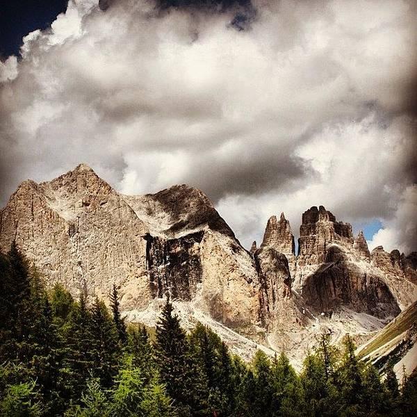 Italy Wall Art - Photograph - Dolomiti by Luisa Azzolini