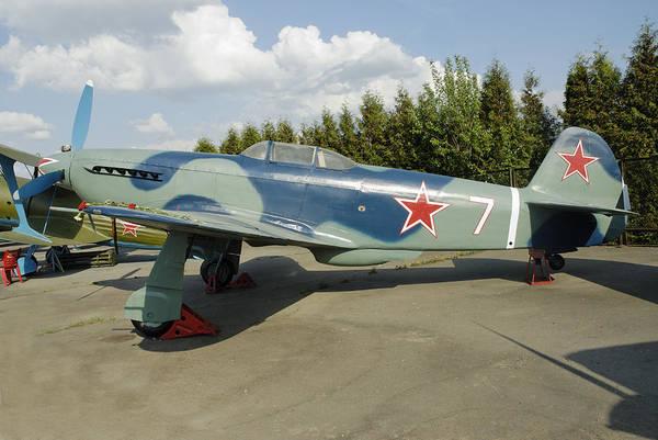 Yakovlev Photograph - Fighter by Igor Sinitsyn