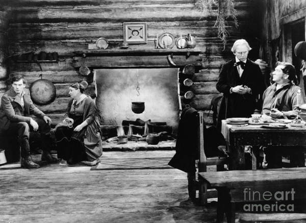 D W Griffith Photograph - Film Still: Abraham Lincoln by Granger