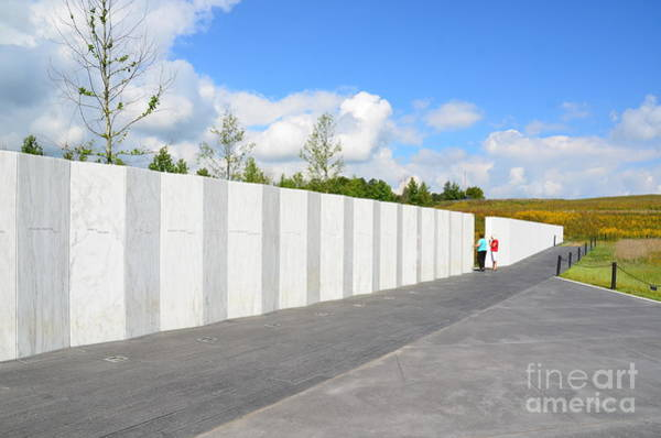 Photograph - Flight 93 Memorial by Randy J Heath