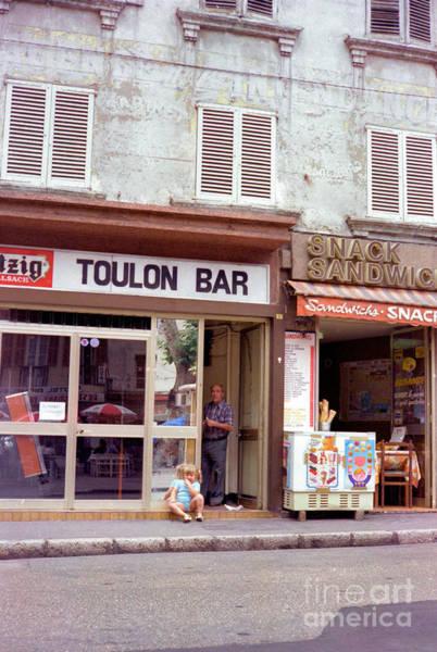 Photograph - France 1981 by Thomas R Fletcher
