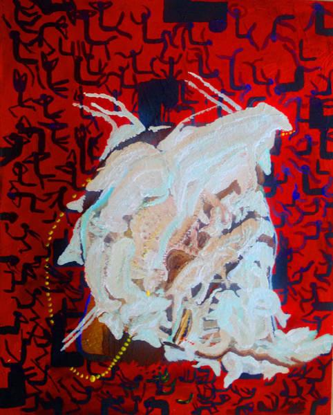 Painting - Gethsemane by Gloria Ssali