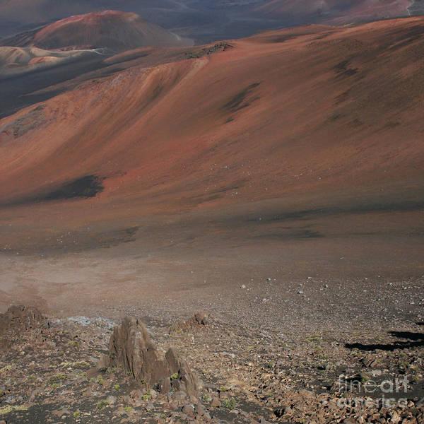 Photograph - Haleakala Volcano Maui Hawaii by Sharon Mau
