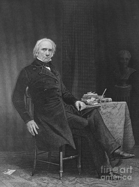 Whig Photograph - Henry Clay (1777-1852) by Granger