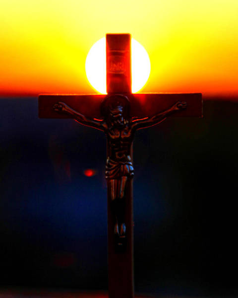Inri Wall Art - Photograph - Hope by Mitch Cat