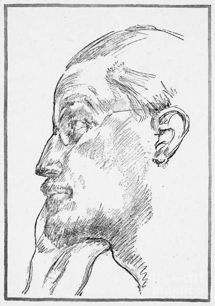 Photograph - James Joyce (1882-1941) by Granger