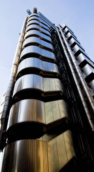 Wall Art - Photograph - Lloyds Building Central London  by David Pyatt