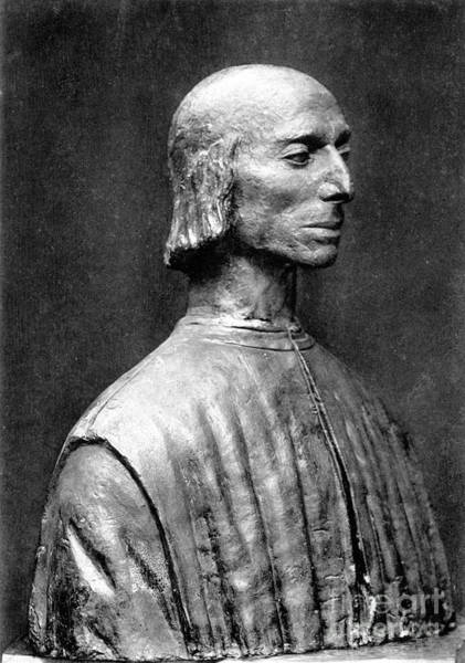 Photograph - Niccolo Machiavelli by Granger