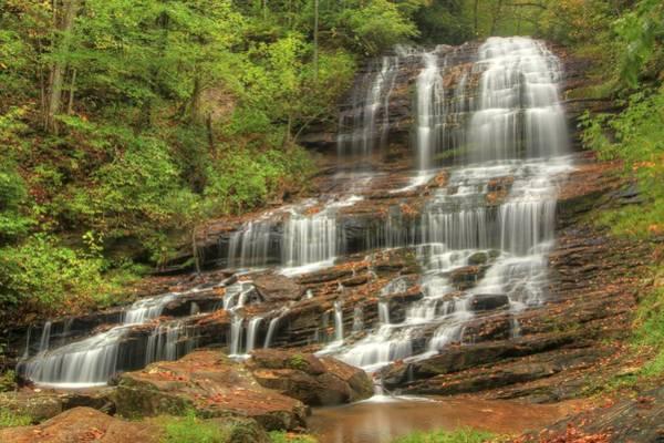 Photograph - Pearson's Falls - Summer by Doug McPherson