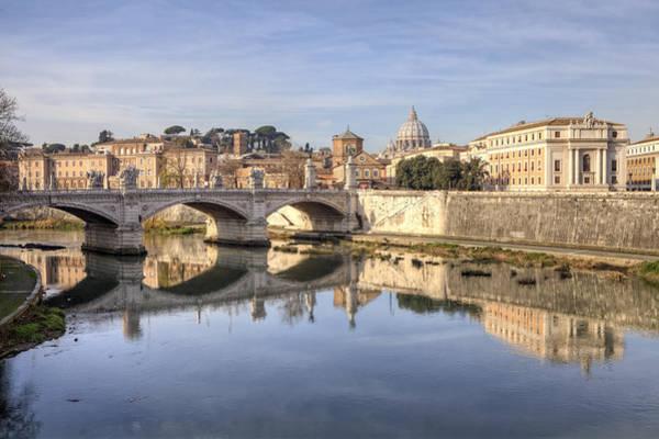 St Peters Basilica Photograph - Rome - St. Peter's Basilica by Joana Kruse