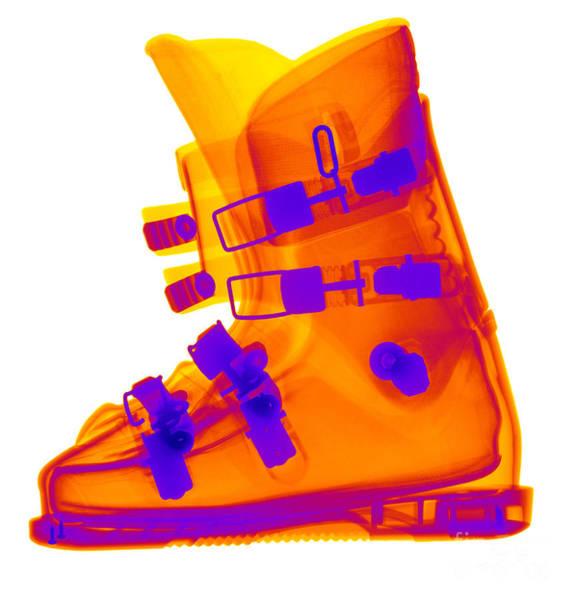 - Ski Boot by Ted Kinsman