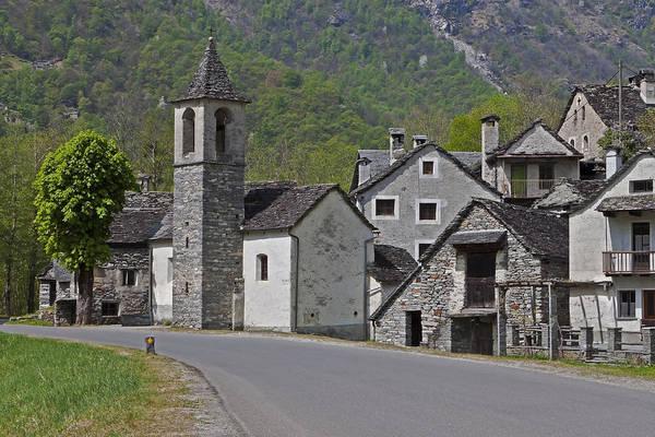 Alpine Meadows Photograph - Valle Bavona - Ticino by Joana Kruse