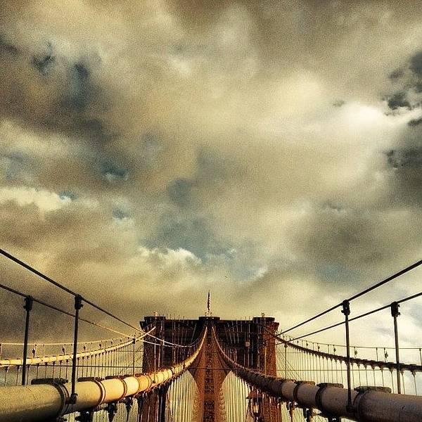 Newyork Wall Art - Photograph - Instagram Photo by Joel Lopez