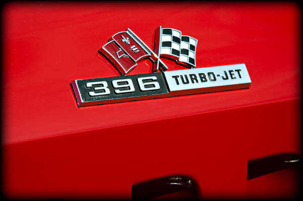 Wall Art - Photograph - 396 Turbo-jet by Ricky Barnard