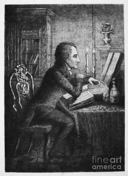 Photograph - Charles Lamb (1775-1834) by Granger