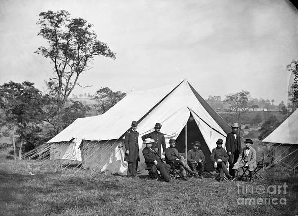 Sharpsburg Photograph - Civil War: Antietam, 1862 by Granger