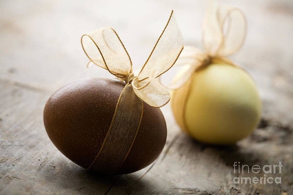 Wall Art - Photograph - Easter Eggs by Kati Finell