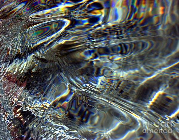 Digital Art - Light On Water by Dale   Ford