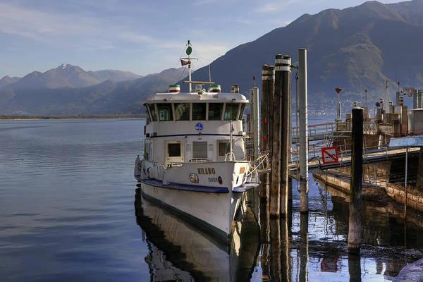 Lake Maggiore Photograph - Locarno by Joana Kruse