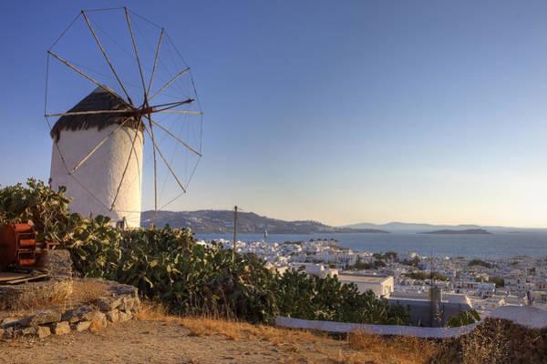 Greece Wall Art - Photograph - Mykonos by Joana Kruse