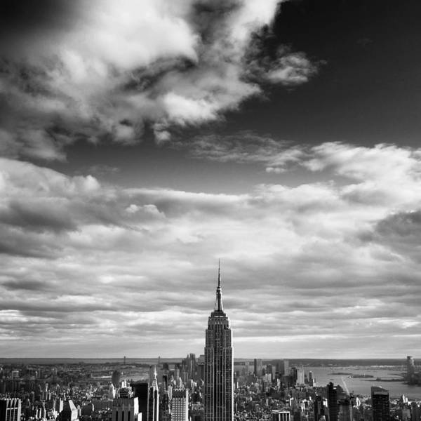 Wall Art - Photograph - Nyc Empire by Nina Papiorek