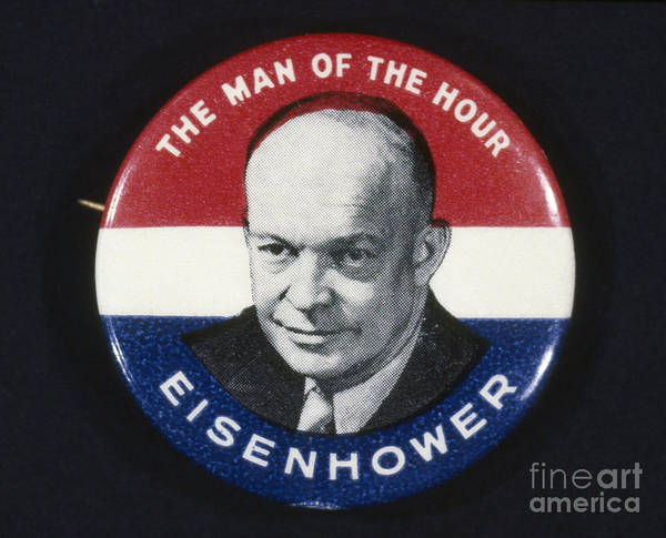 Photograph - Presidential Campaign, 1952 by Granger