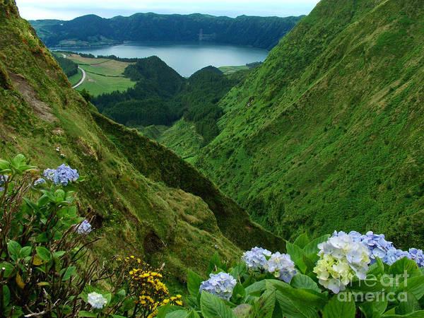 Acores Photograph - Sete Cidades - Azores by Gaspar Avila
