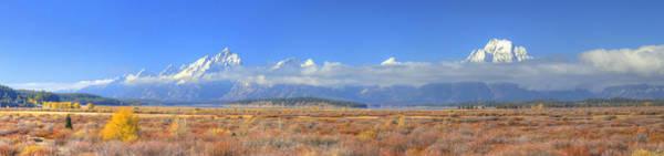 Jackson Hole Photograph - Teton Mountain Range by Twenty Two North Photography