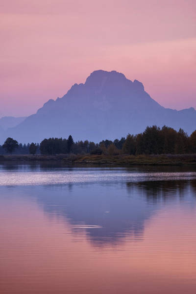 Wall Art - Photograph - Teton Reflections by Andrew Soundarajan