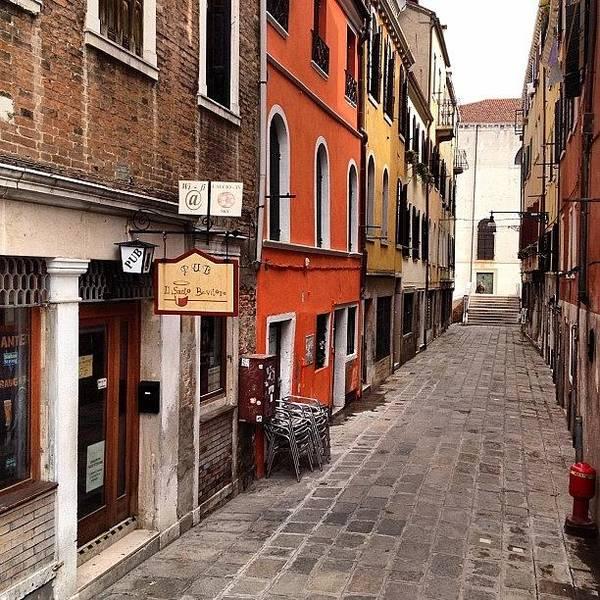 Italy Wall Art - Photograph - Venice Italy  by Irina Moskalev