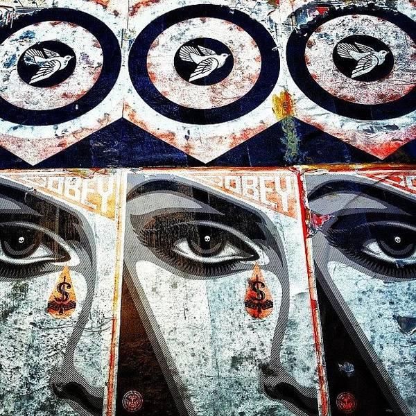 Peace Wall Art - Photograph - Wynwood - Miami by Joel Lopez