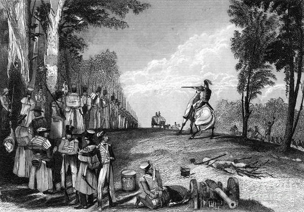 Militiaman Photograph - Andrew Jackson (1767-1845) by Granger